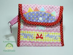 Porta Documentos by KameHameHandmade on Etsy, ¥1988