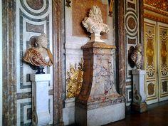 Château de Versailles - Le salon de Diane