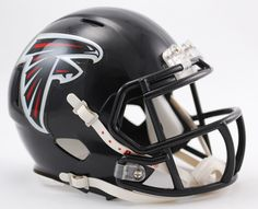 Atlanta Falcons NFL Mini Speed Football Helmet