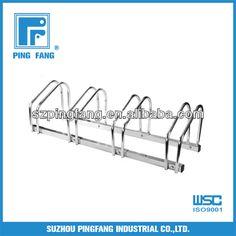 outdoor metal bike rack
