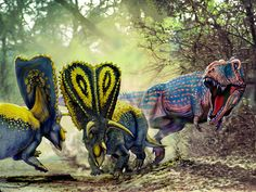 Luis Rey Dinosaurs | Luis V. Rey's Dinosaurs and Paleontology