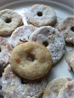 Homemade Teething Cookies. All natural, really easy, and fun for baby! @Michelle Bayer for Katelyn