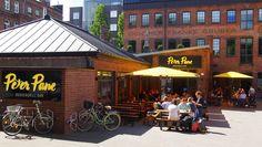 Burger-Kette Peter Pane rollt Hamburg kräftig auf