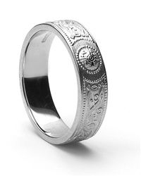 Wedding ring. Celtic.