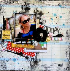 """Step by Step Elle's Studio """"Day to Day""""  - Anna's Craft Cupboard"""