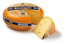 Beemster Mustard Cheese is a unique cheese with robust flavor.