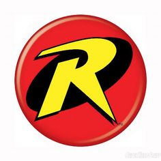 Images of Robin Symbol Button