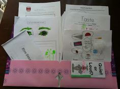 5 Senses Unit, lots of resources and printable links. Lots of great experiments and game ideas to go with the 5 Senses!