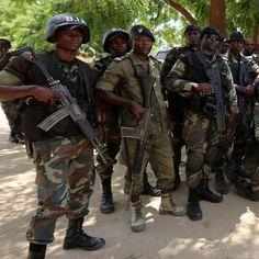 Le Cameroun en guerre : Deux militaires camerounais ont trouvé la mort hier au cours des affrontements contre Boko Haram :: CAMEROON