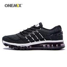Onemix new men running shoes unique shoe tongue design breathable sport shoes male athletic outdoor sneakers zapatos de hombre (China (Mainland))