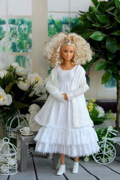 Barbie Doll Set, Beautiful Barbie Dolls, Barbie I, Barbie World, Barbie Dress, Girl Dolls, Barbie Summer, Sewing Barbie Clothes, Doll Clothes