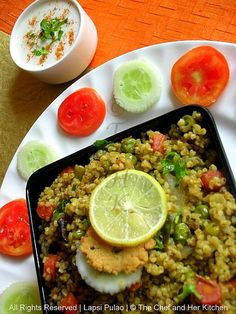 This can be prepared either for breakfast,lunch or dinner  as  this is a very healthy one pot dish which is high in fibre,vitamin and comple...