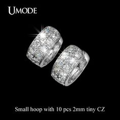 White Gold Plated Filigree Ring With AAA CZ Stone Fine Carving Craft Wedding Rings For Women Jewelry AUR0128 WOW www.pros-fashion.... #Jewelry #shop #beauty #Woman's fashion #Products