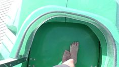 Here is a video going down Green Thunder from the inside. Carnival Spirit, Video Go, Thunder, Green