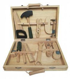 Set de unelte din lemn - Egmont toys Categorie: Jocuri educative din lemn O cutie de lemn cu scule potrivite pentru cei mai pricepuți meșteri. Încurajează îndemânarea, creativitatea și motricitatea. Set confecționat din lemn, cu piese din lemn, conform normelor… Wooden Tool Boxes, Tools And Toys, Wood Tools, Toy Boxes, Stores, Wooden Toys, Babys, Woodworking Projects, Old Things