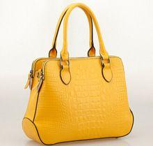 NO.1 2015 Women Genuine Leather Handbags Designer Famous Brand Handbag Luxury Women Leather Bags Women Messenger Bags HOT HN08(China (Mainland))