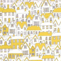 papier peint saplings chambre d enfants pinterest papier peint papier et jaune. Black Bedroom Furniture Sets. Home Design Ideas