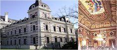 Casa de Gobierno de la Provincia de Buenos Aires.  La Plata, Buenos Aires, Argentina