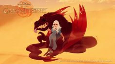 la madre de los dragones