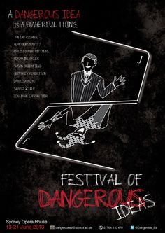 Festival of Dangerous Idea Poster
