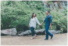 Danyelle Dee Photography - Redwood Forrest Engagement Session - Santa Cruz Mountains