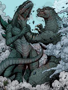 Godzilla: Rulers of Earth Issue 2 | Wikizilla, the Godzilla Resource and Wiki
