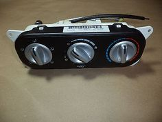 cool 2007-2010 CHRYSLER PT CRUISER AC HEAT CLIMATE CONTROL UNIT (C1) 55111844ae - For Sale