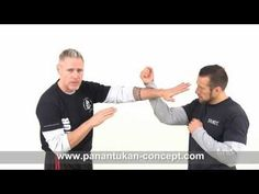 SAMI Combat Systems - Panantukan Concept Lesson - Hubud Pad Training - YouTube