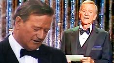 Country Music Lyrics - Quotes - Songs John wayne - John Wayne's Emotional Last Public Appearance Is The Most Heartwarming Thing You'll See All Day - Youtube Music Videos http://countryrebel.com/blogs/videos/25547907-john-waynes-emotional-last-public-appearance-is-the-most-heartwarming-thing-youll-see-all-day