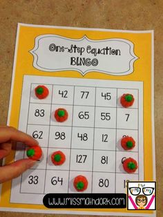 Blog post on All Things Upper Elementary: I'm challenging YOU...yes you... to make your practice more ENGAGING! from Miss Math Dork. She shares ideas for making math practice more engaging/fun.