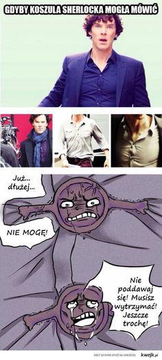 Koszula Sherlocka