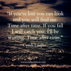 Culture Street | Quote of the Day from Cyndi Lauper