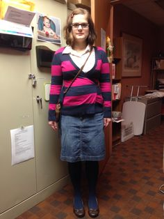 Just Another DIY in Paradise: DIY Halloween Costume Amy Farrah Fowler from BBT!