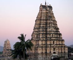 Hampi, India  Hampi is serviced by overnight bus from Goa. Trains run to nearby Hospet from Chennai, Mumbai, Bangalore, Delhi and Calcutta, and visitors will find a good range of low- to mid-range lodgings around Hampi village. Tours available through On The Go Tours.