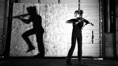 Shadows - Lindsey Stirling (Original Song)  listen to her station when up late working on homework