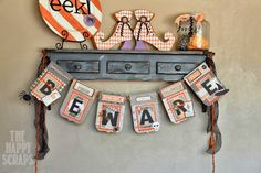 Creations by Kara: 30 Ideas for Halloween Decorating