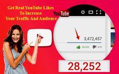 Get Real YouTube Likes, buy youtube likes,