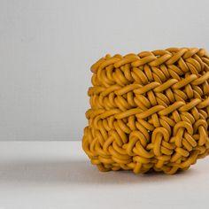 Small CILINDRO Basket - Vessels - Interiors Darkroom London