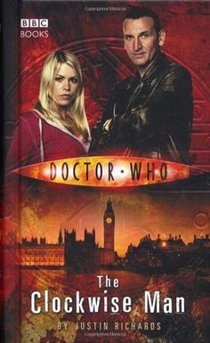 Doctor Who #1:The Clockwise Man - Justin Richards. Finished 7.02.15