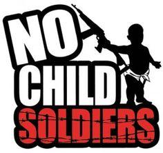 les enfants soldats  n'ont aucuns droits