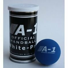 A-1 Official Premium Select [White-Pro] Handballs by A-1 Sporting Goods. $12.99. A-1 Handballs are the premier handballs in the sport used to play one, three and four wall.  They are packed 2 in a pressurized metal can. You are buying them directly from the manufacturer.  For larger quantities, please visit The A-1 Handball website.