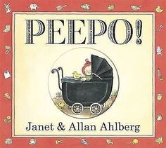 Peepo! by Janet Ahlberg, Allan Ahlberg (Board book, 2011)