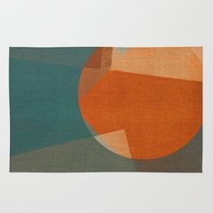Rusty Sun Rug