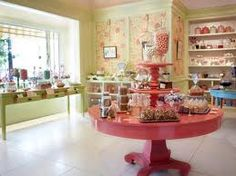 I'd surely drool over the store decor even more than the sweets they sell. miette.