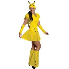 Aliexpress com Buy Little Girls Pikachu Pokemon Go: Aliexpress Com Buy Little Girls Pikachu Pokemon Go. Aliexpress Com Buy Little Girls Pikachu Pokemon Go. Pikachu Pikachu, Female Pikachu, Sexy Adult Costumes, Halloween Costumes For Teens, Boy Costumes, Costumes For Women, Costume Ideas, Party Costumes, Dyi Costume