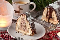 Торт без выпечки «Шалаш»