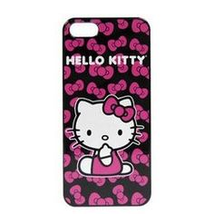 Hello Kitty Polycarbonate Wrap for iPhone 5 D970-KT4489PBW