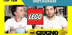 LEGO Top 10 Instagram [Giugno 2016]