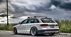 Audi A4 B8 Avant Allroad Low - Audi Allroad - Carzz - Audi A4 and Audi