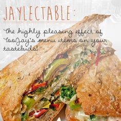 Jaylectable at TooJay's Deli